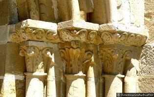 Capiteles Iglesia Pino de Bureba