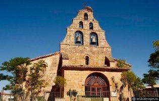 Iglesia de Aguilar de Bureba