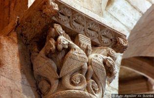 Capitel Iglesia - Aguilar de Bureba
