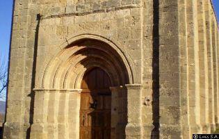 Ermita de San Martín - Piérnigas