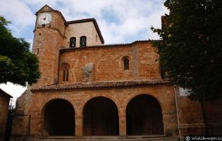 Iglesia de Santa Eugenia - Lences de Bureba