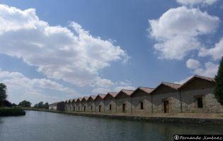 Darsena Canal de Castilla - Alar del Rey