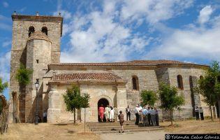 Iglesia de Prádanos de Ojeda