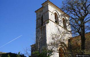 Torre Iglesia de Santibáñez de Ecla