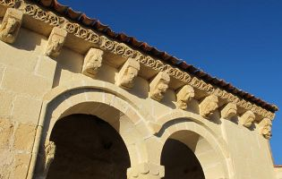 Estilo románico en Segovia - Tenzuela