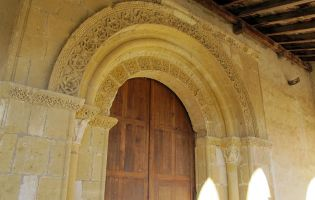 Arte románico en Segovia - Tenzuela