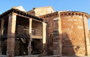 Ábsides románicas en Segovia - Ayllón