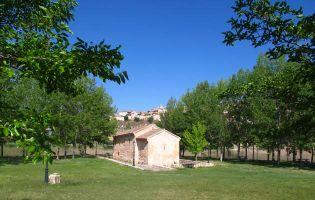 Ermita de la Vera Cruz de Maderuelo - Segovia