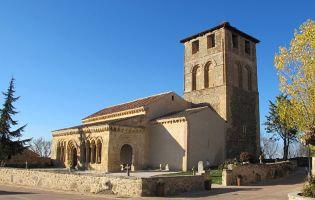 Templos románicos en Segovia - Iglesia de San Miguel Arcángel - Sotosalbos