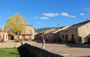 Monumentos en la provincia de Segovia - Sotosalbos