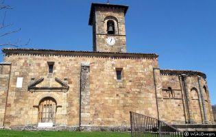 Iglesia de Riocavado de la Sierra