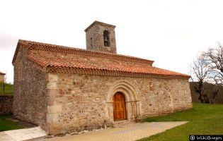 Iglesia de Tolbaños de Abajo