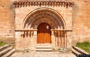 Iglesia de San Millán de Lara