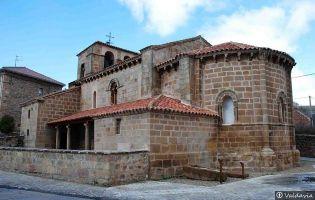 Iglesia de Santa María la Mayor - Cillamayor