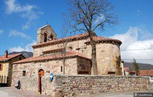 Iglesia de San Cornelio y San Cipriano- Revilla de Santullán