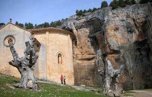Sendero de las Sabinas entre Ucero y Calatañazor
