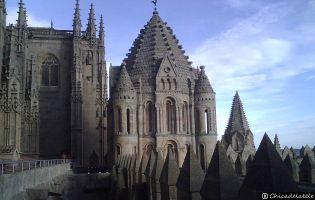 Catedral vieja - Salamanca.