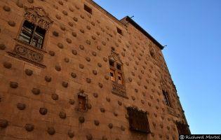 Casa de las Conchas - Salamanca