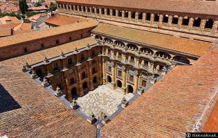 Clerecía de San Marcos - Salamanca