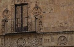 Casa de las Muertes - Salamanca