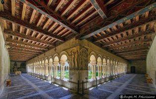 Claustro Monasterio de Silos
