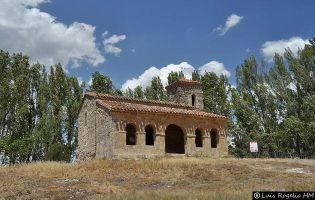 Ermita de Santa Cecilia - Santibáñez de Val