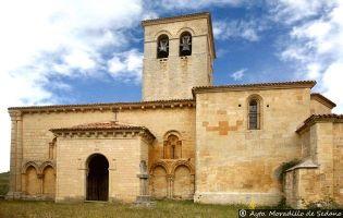 Iglesia de San Esteban - Moradillo de Sedano