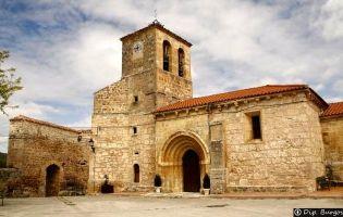 Iglesia de Santa María - Tubilla del Agua
