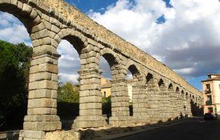 Monumento más importante de Segovia - Acueducto de Segovia