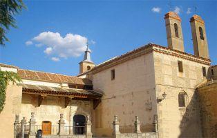 Monasterios en Segovia - San Antonio el Real
