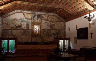 Qué ver en Segovia - Artesonado mudéjar