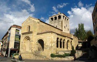 Románico segoviano - Iglesia de San Clemente