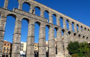 Acueducto de Segovia - Patrimonio de la Humanidad