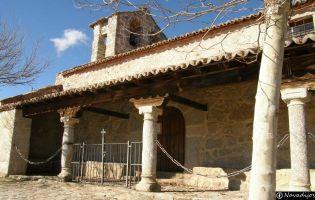 Iglesia de Navadijos