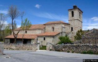 Iglesia de Garganta del Villar