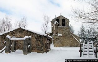 Iglesia - Barajas