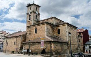 Iglesia - San Leonardo de Yagüe