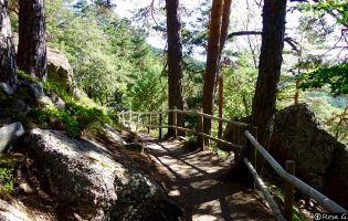 Caminos - Laguna Negra