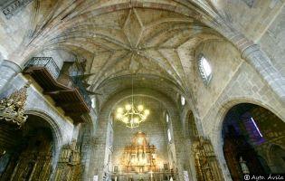 Iglesia de San Juan Bautista - Ávila