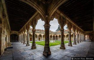 Patio de las Escuelas - Salamanca