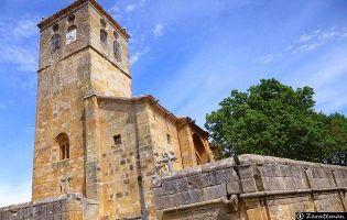 Iglesia de Santa María - Salas de los Infantes