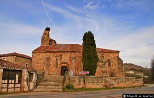 Iglesia de Santa Cecilia - Salas de los Infantes