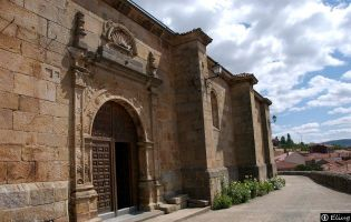 Iglesia de Palacios de la Sierra