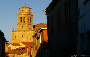 Iglesia de Santa María del Castillo - Fuentesaúco