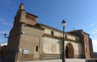 Iglesia de Matamala de Almazán