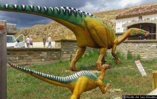 Aula paleontológica - Villar del Río