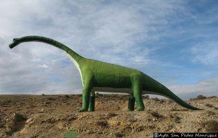 Braquiosaurio - Villar del Río