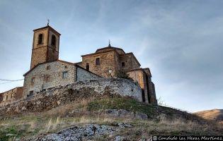Iglesia de Oncala
