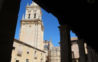 Viajar al Burgo de Osma - Catedral de El Burgo de Osma