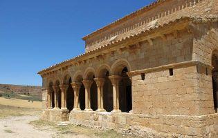 Iglesia de San Pedro de Caracena - Románico en la provincia de Soria